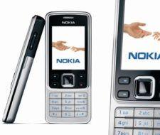 Nokia 6301, versión UMA para Europa