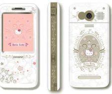 Teléfonomóvil Hello Kitty OKWAP C150T