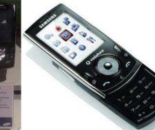 Samsung SGH-i560 corre bajo Symbian