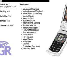 Samsung t639 ahora en T-Mobile