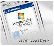 Windows Live ahora para algunos móviles de Nokia
